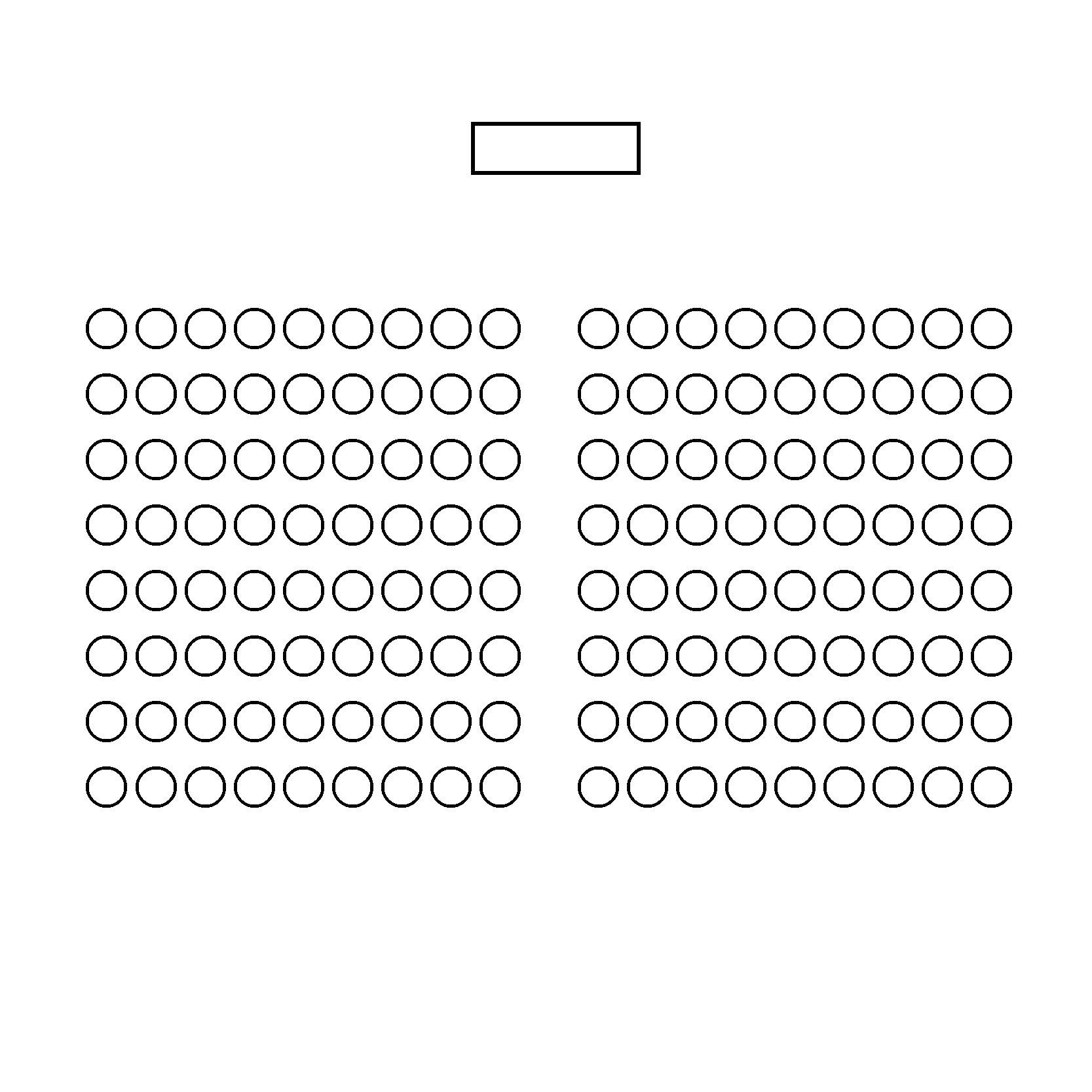 シアター形式
