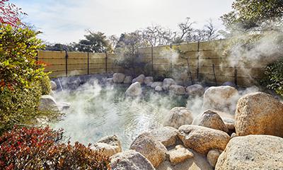 冬暁に身体の芯から温まる贅沢,源泉かけ流し,湯の山温泉,三重県