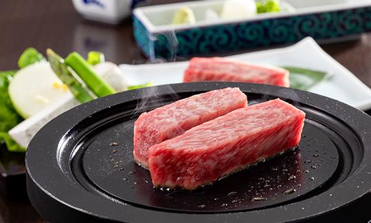 松坂牛 和風焼き